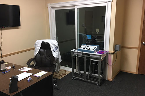Booth Room - Northeast Ohio Hearing Center
