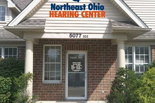 Outside Office - Northeast Ohio Hearing Center
